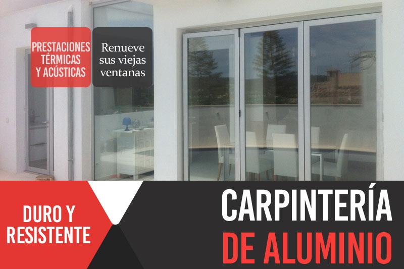 Carpinter a de aluminio ventanas pvc mallorca for Ventanas pvc mallorca