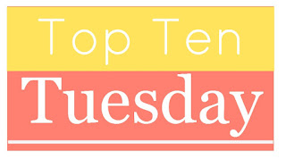 Top Ten Tuesday - Series I Quit After the First Book