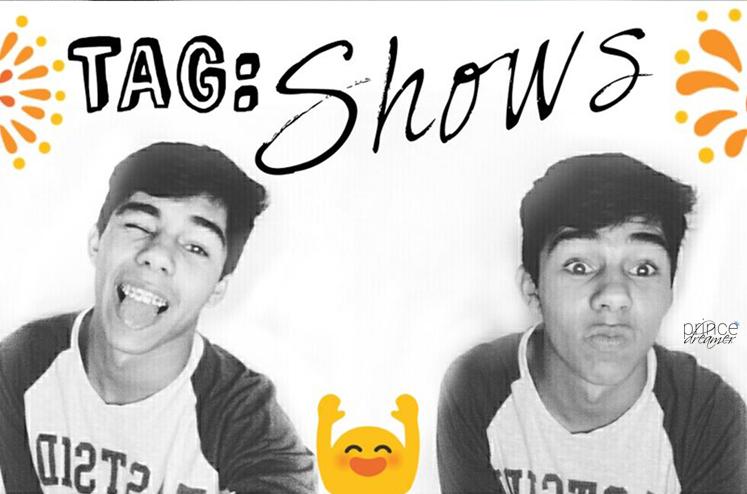 TAG - Shows (Original por Tiago Almeida)