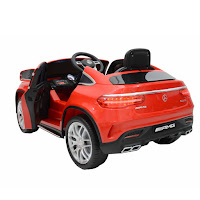 junior a005 amg gle 63 licensed official battery toy car