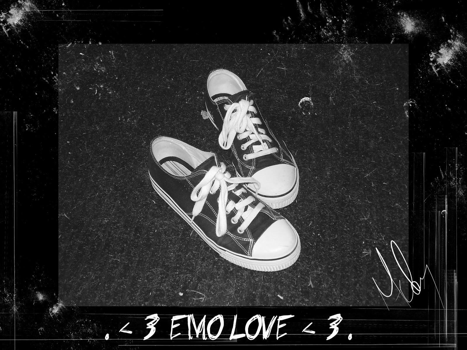 Emo Love Couples Hd Wallpapers And Pictures: Love Emo Wallpapers