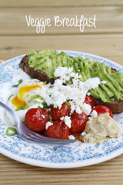 Veggie-Breakfast