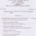 Principles and Practice of Auditing Bangalore University May 2016 Question Paper