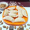 Chocolate Nut Karanji