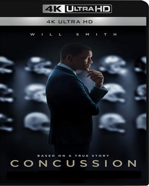Concussion [2015] [UHD] [2160p] [Español]