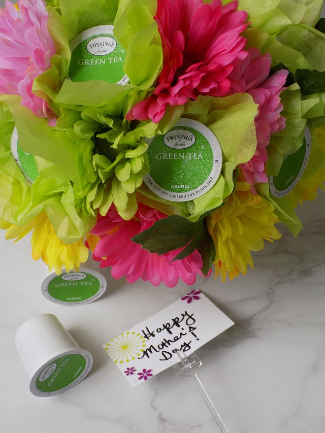 One Savvy Mom  | NYC Area Mom Blog: DIY K-Cup Bouquet ...