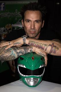 Tommy (Ranger Hijau) - Jason David Frank