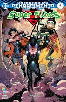 DC Renascimento: Super Filhos #4
