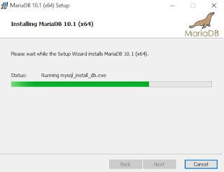 Installing MariaDB on Windows Session 9