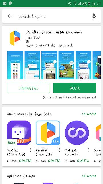 Cara Pasang 2 BBM Dalam Satu Hp Android Tanpa Root