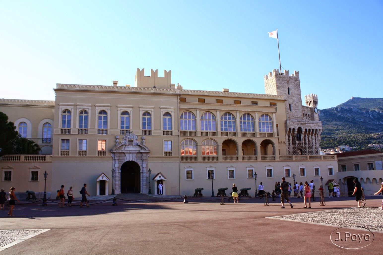Palacio del Príncipe de Mónaco
