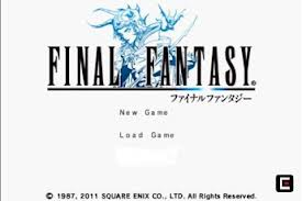 Final fantasy II app for android