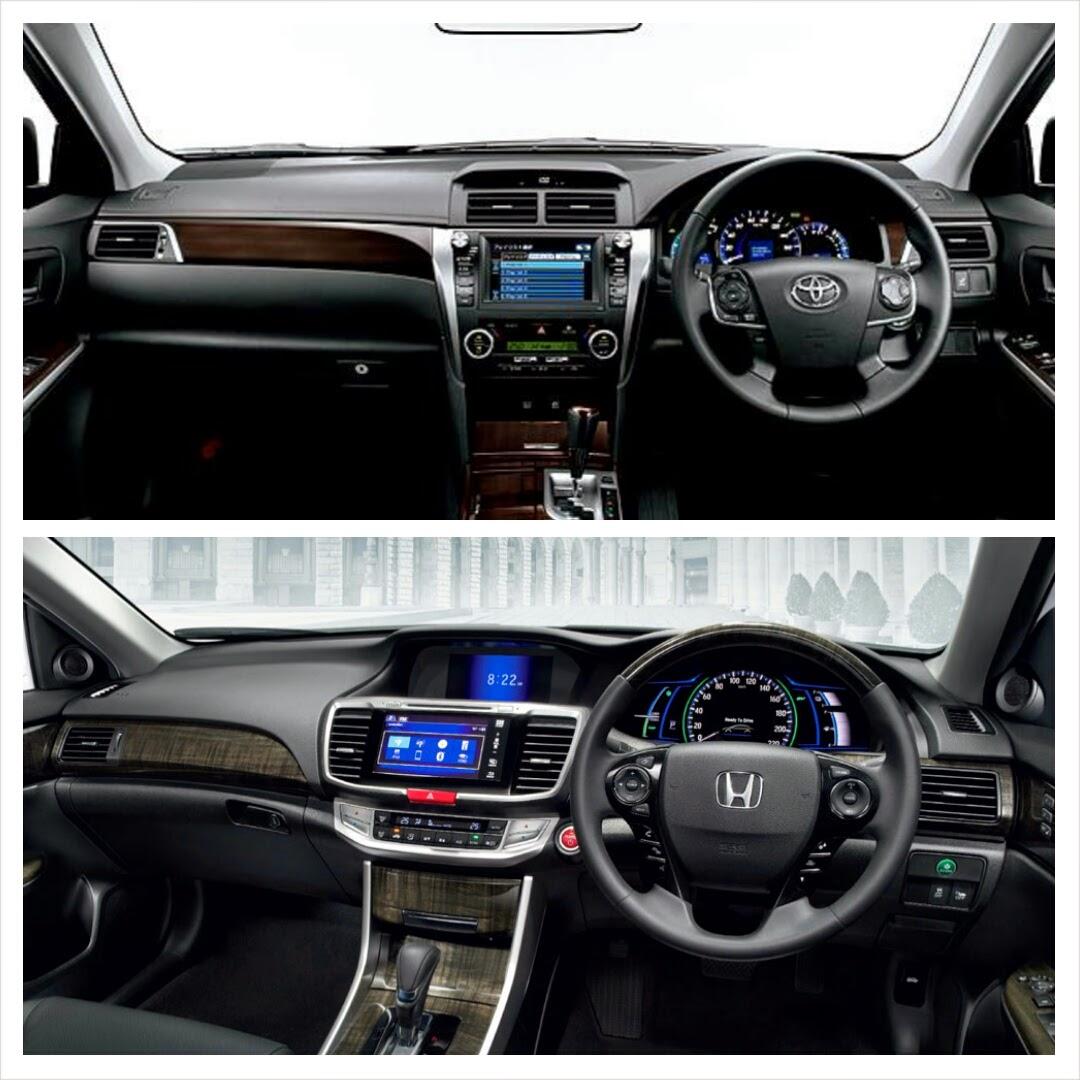 All New Camry Vs Accord Toyota Yaris Trd Sportivo Car News Update เปรยบเทยบมวยคเดอด ตอนท 23
