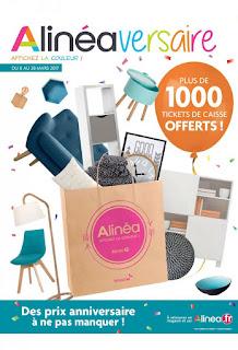 Catalogue Alinéa - 08 au 28 Mars 2017