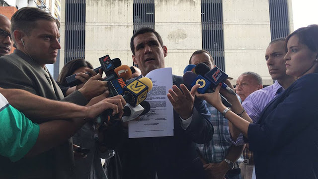 Denunciaron falsificación de documentos en elección de magistrados en 2015