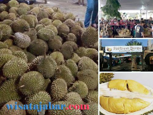 Pembukaan Festival Durian Sindangwangi 2017
