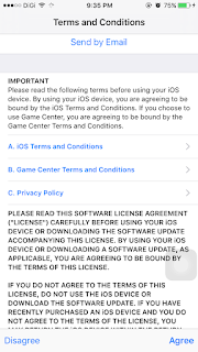 Install iOS Beta Software Update OTA