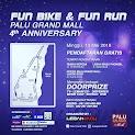 Palu Grand Mall Fun Bike & Fun Run • 2018