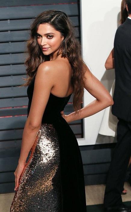 Deepika Padukone at Vanity Fair Oscars Party
