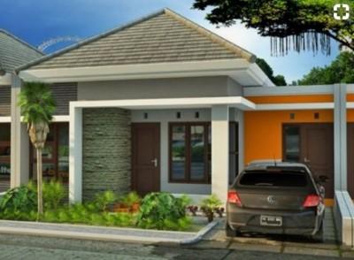 macam macam desain rumah minimalis tampak depan