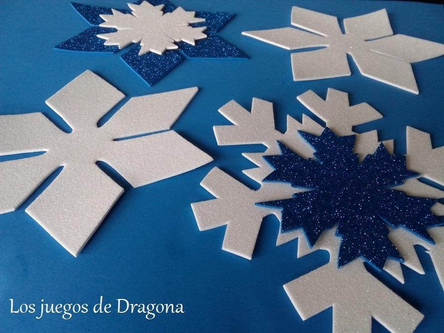 Fiesta Frozen Como Hacer Un Copo De Nieve Con Papel Wonkis