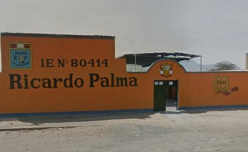 Escuela 80414 RICARDO PALMA - San Martin de Porres