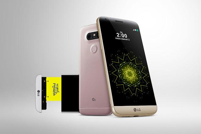 مميزات هاثف LG G5 ال جي جي 5 والسعر
