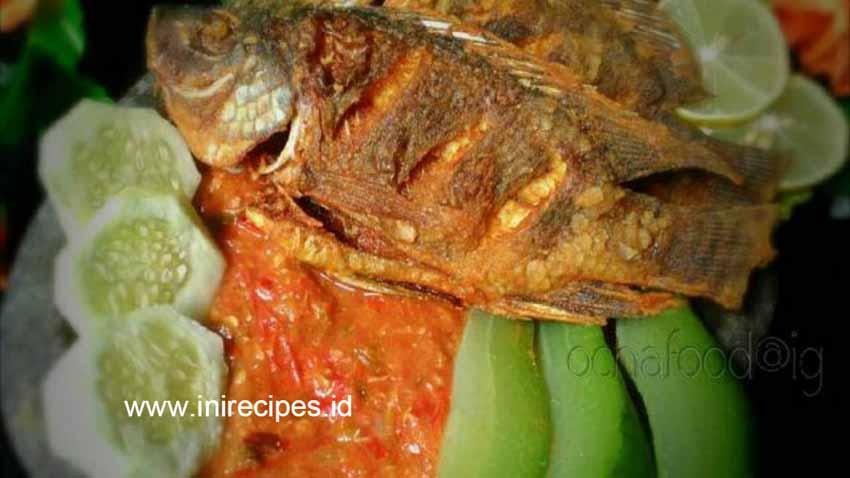 Resep Ikan Nila Goreng Crispy Yang Enak