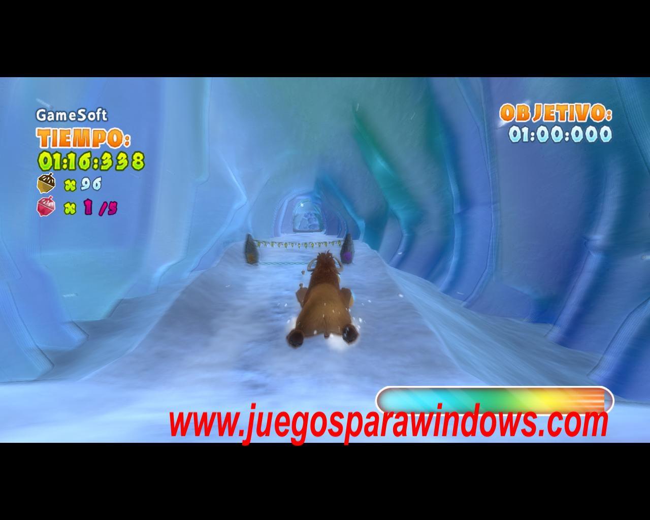 Ice Age 4 La Formacion De Los Continentes JUegos En El Artico PC-GAME