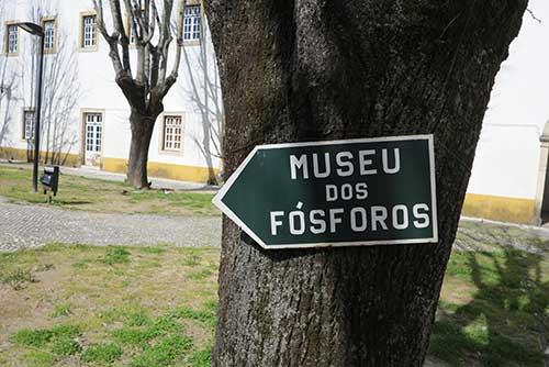 Museu dos Fósforos, Tomar.