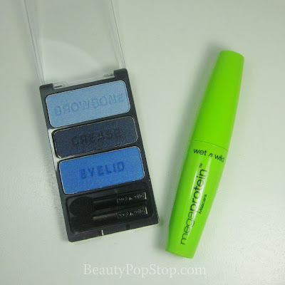 wet n wild color icon eyeshadow trio I don't do camouflage swatches and review