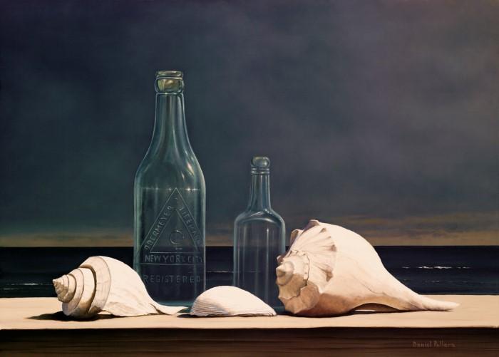Я стараюсь создавать чувство покоя и умиротворенности. Daniel Pollera