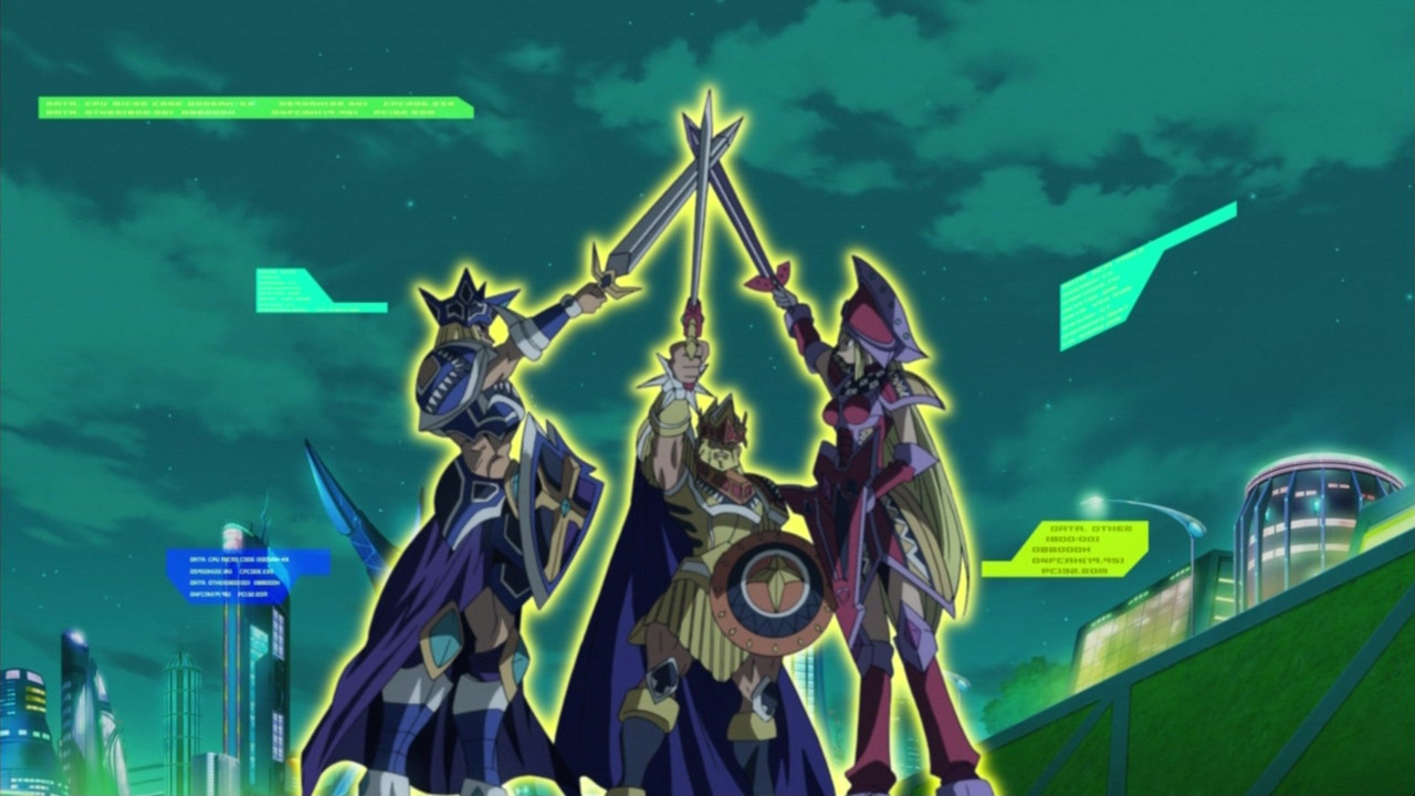 Duel Monsters Era Capitulos En Linea Yu Gi Oh Zexal