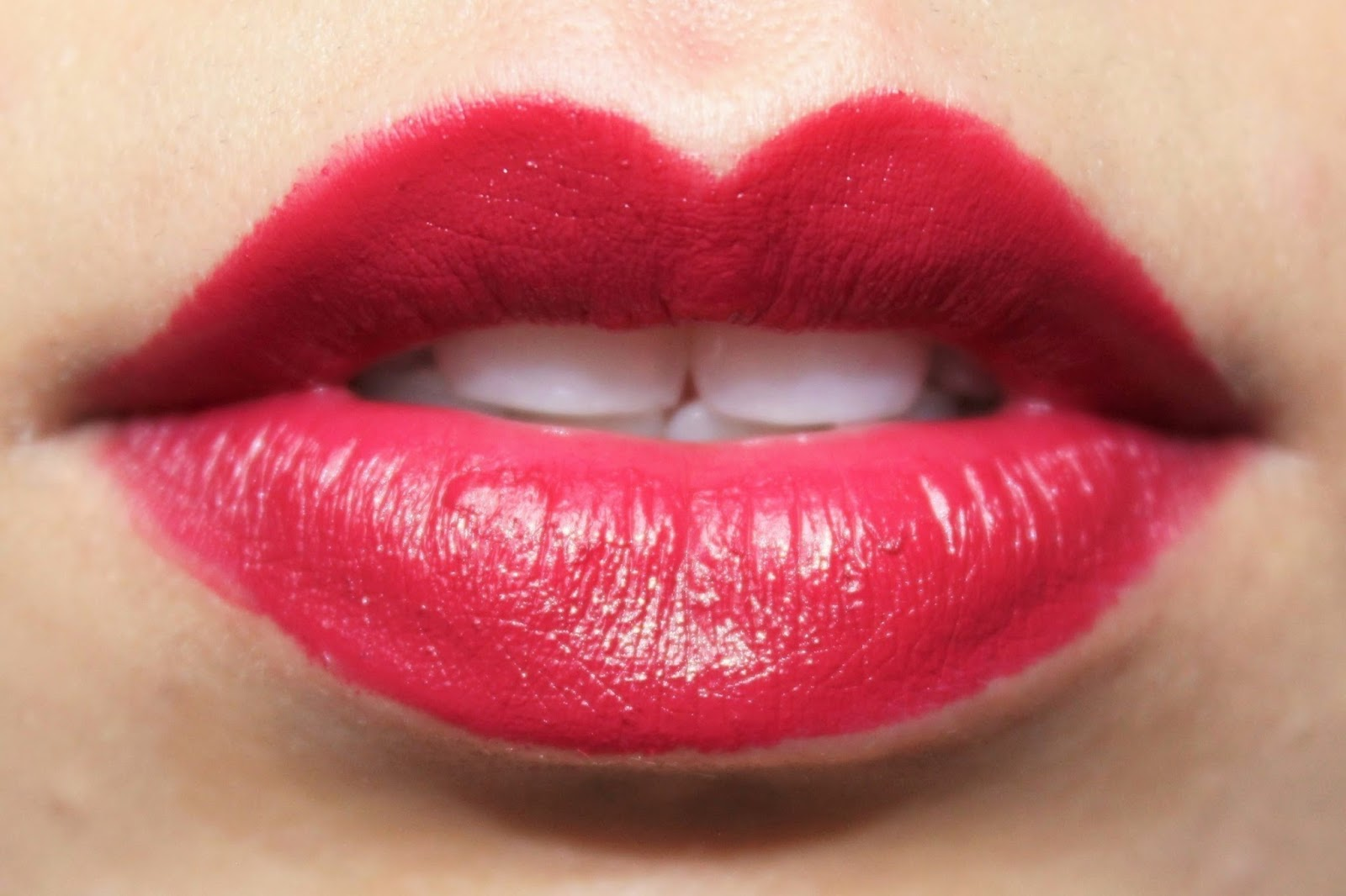 Rimmel by Kate Rose Gold Lipstick Retro Red