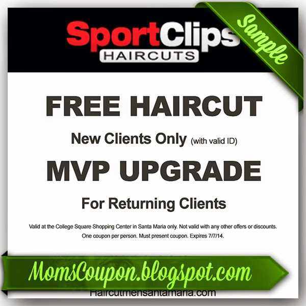 coupons for haircut get sport coupons 2015 25 mvp free 4370