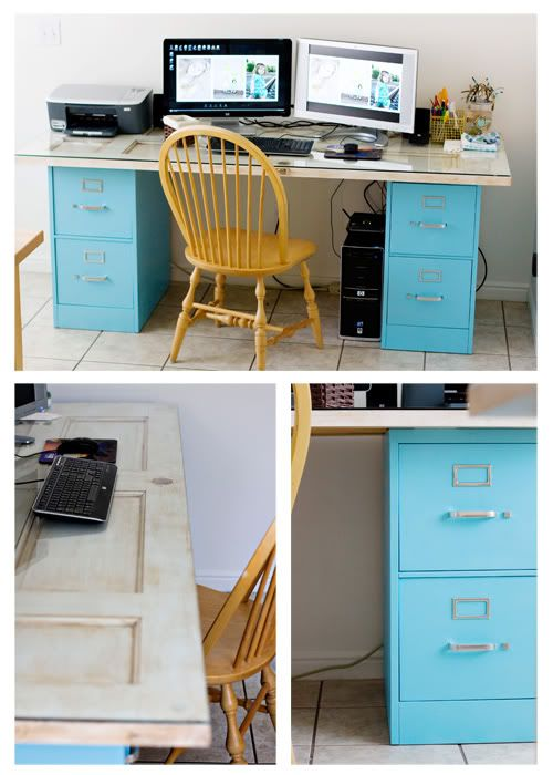 Upcoming Diy Inspiration Old Door Desks