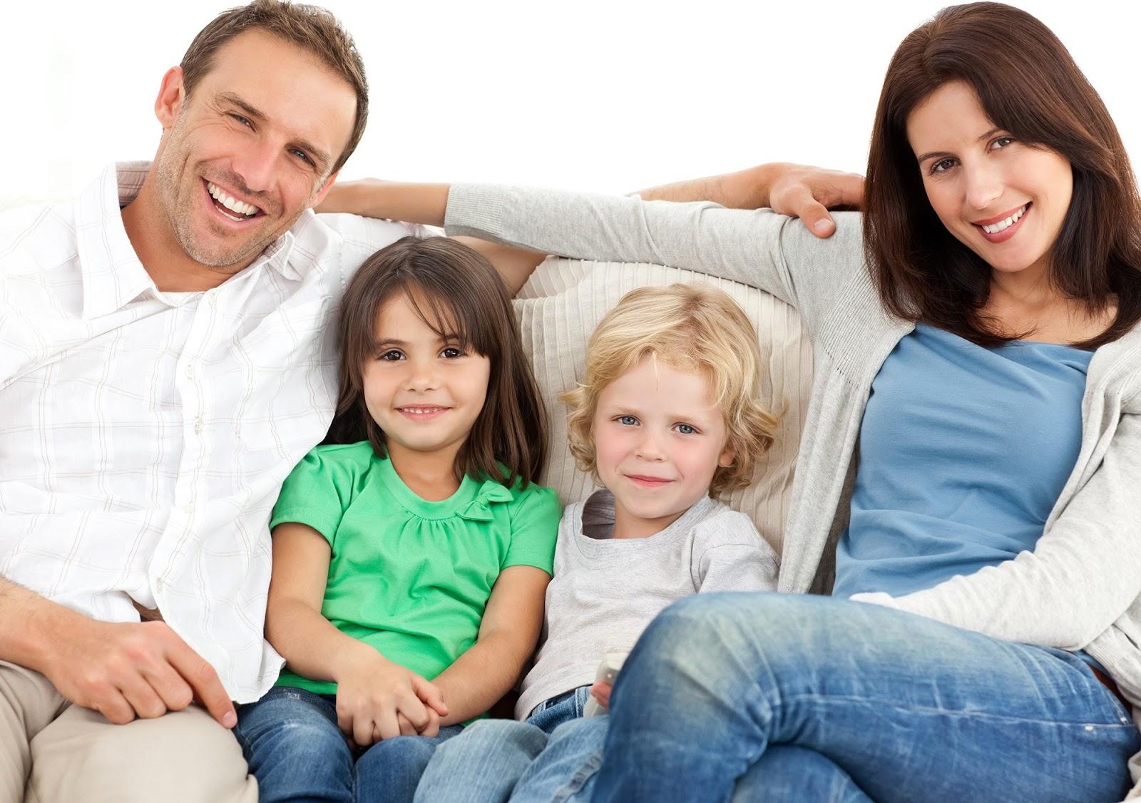 Los distintos tipos de familia desde el punto de vista Tipos de familia nuclear