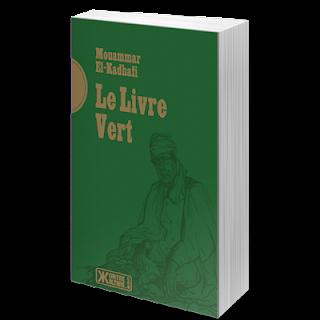 Mes E Books: LE LIVRE VERT mouammar el kadhafi