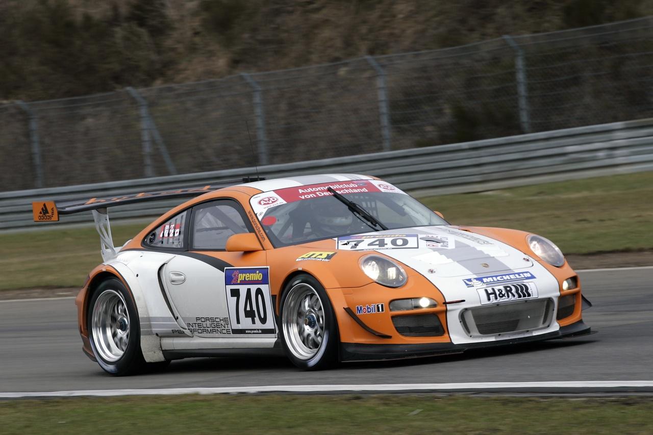 Porsche 911 Gt3 R Hybrid To Make Monterey Le Mans Series Debut