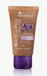 Yves Rocher - Vyhladzujúci peeling na nohy