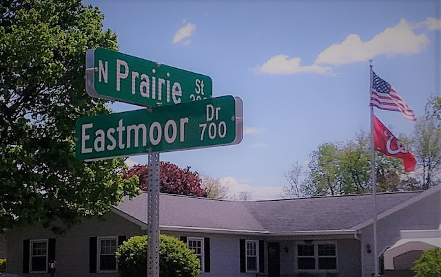metamora herald street signs