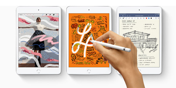 New Apple iPad mini brings adds A12 chipset and Pencil support