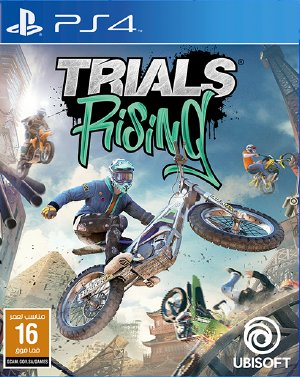 Trials Rising Arabic