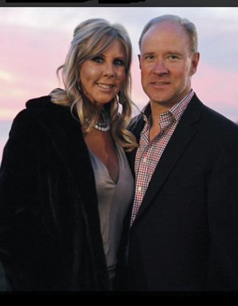 Vicki Gunvalson niega tener comunicacion con su ex brook