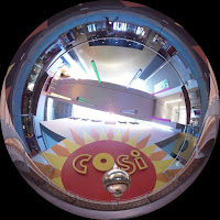 fisheye of Cosi logo