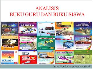 Analisis Buku Guru dan Buku Siswa