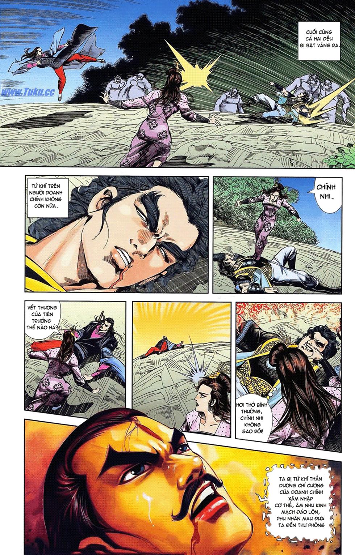 Tần Vương Doanh Chính chapter 16 trang 28