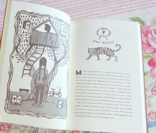 ilustração, circo-mirandus, livro