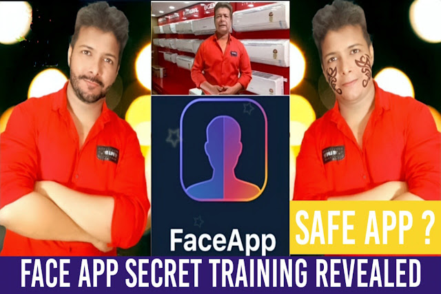 FACE APP : Best App To Change Your Face Older OR Younger