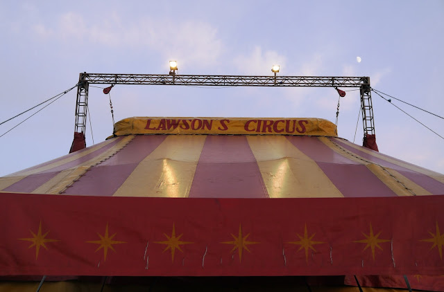 John Lawson's Circus Big Top